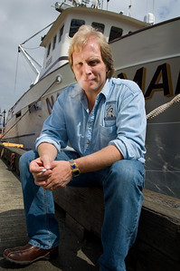 Sig Hansen, star of Discovery Channel's Deadliest Catch