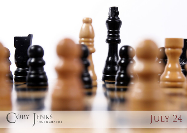 Project 365: July 24 - Attack, Absorb, Adjust. Life is like a chess match. Attack life with all you've got, absorb those things that the 'opponent' sends at you, and adjust accordingly to the challenges.
