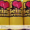 Project 365: July 29 - Awesomeness. Is this truly a can of energy-drink awesomeness, or simply a tiny hand-held billboard advertising conceit?