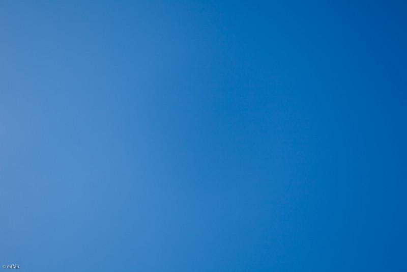 162 - Yves Klein Sky