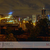 Project 365: May 18 - Skyline. The Denver skyline at 9:00 this evening.