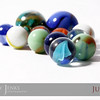 Project 365: July 19 - Marbles. Just a simple shot testing out new light modifiers. This is less 'noticable' than the umbrellas.