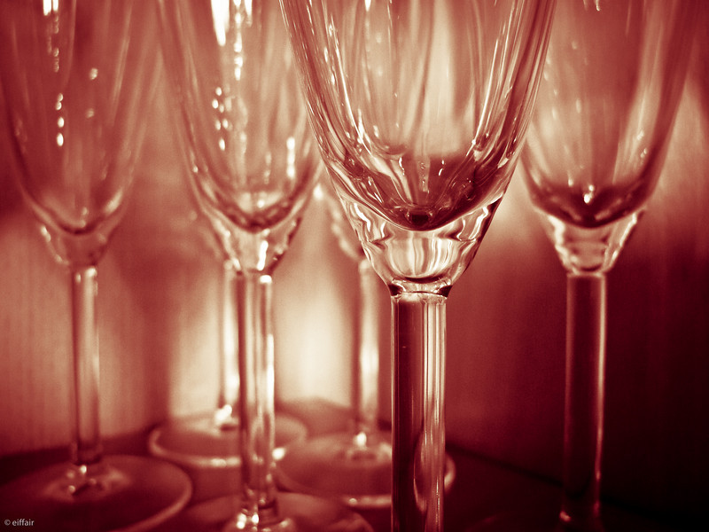 216 - Champagne Rosé