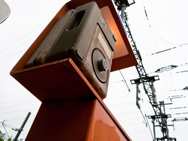 161 - Railway Phone