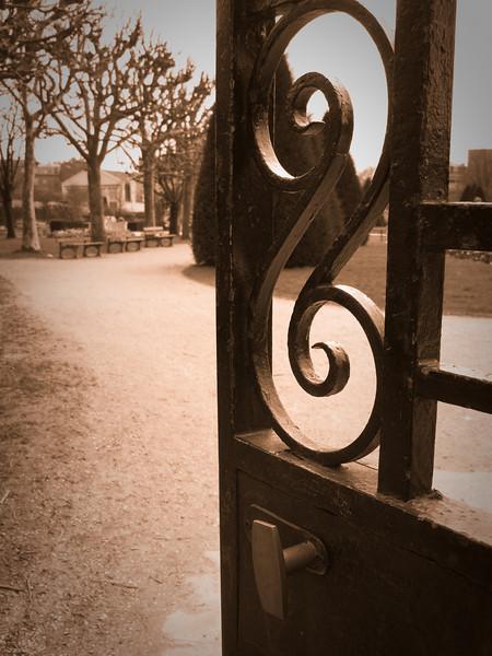 088 - Park Door