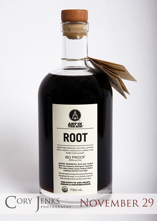 Project 365: November 29 - Root. Tasted this at the Denver International Wine Festival (see Nov. 5 photo). Since then I have been on a mission to find it. Sixth liquor store did the trick. Try 1 part Root (Root beer flavored liquor), 2 parts root beer soda and vanilla ice cream.