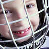 Project 365: November 28 - Hockey Stud? Nothing like a missing tooth to make one resemble a young Paul Stastny of the Colorado Avalanche.
