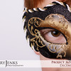 "Project 365: December 6 - Masquerade. <br /> <br /> ""Man is least himself when he talks in his own person. Give him a mask, and he will tell you the truth.""<br /> <br /> Oscar Wilde"