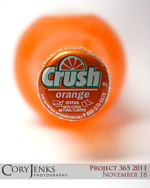 Project 365: November 18: Orange Crush. In honor of last night's improbale win against the J - E - T - S Jets, Jets, Jets, most of the credit for the win should go to the defense; Bailey, Ayers, Bunkley, Thomas, Dumervil, Goodman, Mays, Dawkins, Moore, Woodyard, and not to mention Von Miller who is a beast. But Tebow has something special.
