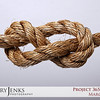 Project 365: March 27 - 2B or Knot 2B. Sometimes I just mess around with my lighting and my settings. This time I worked with a piece of rope and a figure-8 knot.