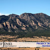 Project 365: November 16 - Front Range Beauty. I am always compelled to take a photo when I am near the Flatirons on a beautiful day.