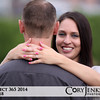 Project 365: May 18 - Megan & Branden. Always honored to be asked to capture those special moments in life, like an engagement. Best wishes to Megan and Branden as they start the rest of their lives together.