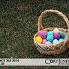 Project 365: April 20 - Easter Basket. Wishing everyone a happy and joyous Easter.