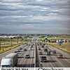 Project 365: August 26 - Northbound. I-25 northbound in Colorado on a Tuesday afternoon.