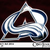 Project 365: April 19 - Why Not Us? Avalanche playoff hockey is in Colorado again. Love the catch phrase and the passion and excitement this young team has, not to mention Sakic, Roy, and Footer leading the mission. Go Avs!