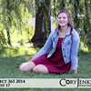 Project 365: August 17 - Claire. Claire is a senior at Legacy and looks forward to attending CSU; the same college her parents attended. Great to catch up with Cyndi and Walt.