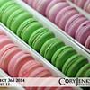 Project 365: August 11 - Rainbow. A rainbow of sweet treats.