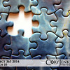 """Project 365: March 10 - Life's Puzzle.<br /> <br /> """"There are no extra pieces in the universe. Everyone is here because he or she has a place to fill, and every piece must fit itself into the big jigsaw puzzle.""""<br /> <br /> ~Deepak Chopra"""