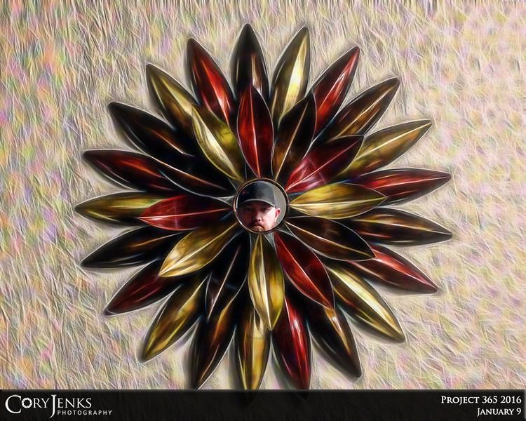 Project 365: January 9 - Mirror, Mirror. Mirror, mirror on the wall ......