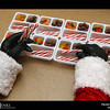 Project 365: December 14 - Santa's Helping Hand #14.<br /> <br /> Santa helps in the North Pole kitchen to prepare the elf lunches with all of the necessities, gummy bears, chocolate malt balls, and candy cane sticks. Elves with an afternoon sugar rush are a very productive organization.