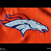 Project 365: January 24 - Go Broncos. Settling in to watch the AFC Championship game. Go Broncos!