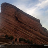 Project 365: October 3 - Red Rocks. A very common photo taken by thousands, but the best concert venue in the world is well deserving. Tears for Fears were great!