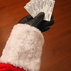 Project 365: December 17 - Santa's Helping Hand #17.<br /> <br /> Santa helps coordinate a special screening of Rogue One at the North Pole Theater for all the hard-working elves.