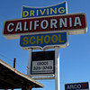 Project 365: October 19 - Driving School. Based on my experience, if I-710, I-5, I-105, I-405, I-10, I-605 or I-110 are any indication of this school's graduating class, this need to be shut down immediately!