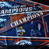 Project 365: January 29 - A Banner Year. I remember the Orange Crush years, the 80's blowouts and the recent horrible loss to Seattle. Hopefully Super Bowl 50 is the one where the Broncos bring home their third Lombardi Trophy!