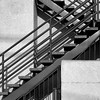"Project 365: September 12 - Stairs.<br /> <br /> ""The vision must be followed by the venture. It is not enough to stare up the steps - we must step up the stairs.""<br /> <br /> ~Vance Havner"