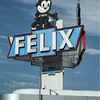 Project 365: September 27 - Felix. Another quick trip to California and another Los Angeles iconic sign.
