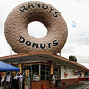 "Project 365: September 14 - Iconic. An iconic Los Angeles landmark that has been in several movies. Donuts are ""eh"", coffee was pretty good."