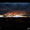 Project 365: January 28 - Sunset<br /> <br /> A nice Colorado sunset.