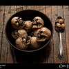 Project 365: October 12 - Bowl O' Skulls<br /> <br /> A dish only for the creepiest of ghouls.