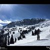 2018 Project 365: February 23 - Board Therapy<br /> <br /> Been way too long since I went snowboarding. Beautiful, but cool day at Loveland. Photo taken at 10:00 am this morning; absolutely gorgeous.