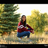2018 Project 365: October 12 - Nalina<br /> <br /> A senior at Peak to Peak, Nalina and I tried to do some portraits last week only to get rained out half way through the session. Today was a beautiful day to complete the photos.