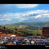 2018 Project 365: August 19 - Red Rocks<br /> <br /> The inaugural Red Rocks Beer Festival. 50 breweries offer tasters  followed by a concert with Bush, Stone Temple Pilots, and The Cult.