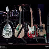 2018 Project 365: April 13 - Classic Guitars<br /> <br /> The guitars of Dave Wakeling form The English Beat.