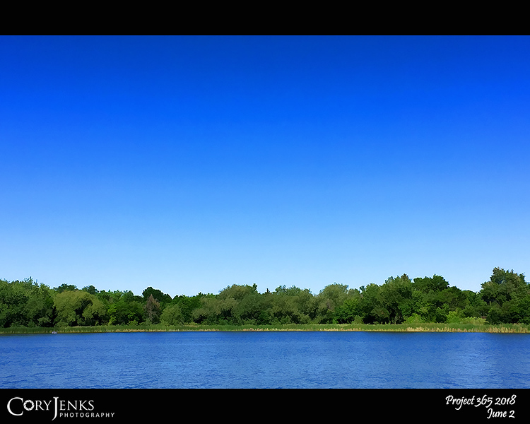 2018 Project 365: June 2 - Big Blue<br /> <br /> Beautiful day in Colorado!