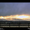"2018 Project 365: February 28 - Rainin' Fire<br /> <br /> ""But the Colorado rocky mountain high<br /> I've seen it rainin' fire in the sky""<br /> <br /> ~ John Denver"