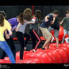 2018 Project 365: August 5 - Teamwork<br /> <br /> A  birthday celebration for Colton at Warrior Challenge Arena and a little bit of a teamwork challenge.