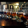 """2018 Project 365: March 4 - Taster Flight<br /> <br /> """"Nothing ever tasted better than a cold beer on a beautiful afternoon with nothing to look forward to than more of the same.""""<br /> <br /> ~ Hugh Hood"""