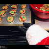 2018 Project 365: December 18 - Santa's Helping Hand #18<br /> <br /> Santa makes his famous peanut butter M&M cookies, a favorite among all the elves at the North Pole.