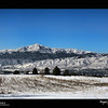 2019 Project 365: February 19 - Pikes Peak<br /> <br /> Never get tired of seeing the beauty of Pikes Peak, especially when covered in the snow of winter.