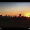Project 365: October 5 - Huntington Beach<br /> <br /> Gorgeous sunset at Huntington Beach.