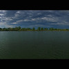 2019 Project 365: May 26 - Panoramic <br /> <br /> Evening at a lake and had to wait out a couple rain storms with thunder and lightning. Cool evening, but skunked at this lake.