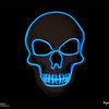 2019 Project 365: October 27 - Glow Skull<br /> <br /> When the dark of night is upon us, sometimes images are hard to see! So, let's light up the skull for so you can get the full effect!