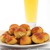 Project 366: January 29 - Pretzel Bites. Cold brew and home made pretzel bites!