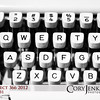 Project 366: May 31 - QWERTY. The original qwerty keyboard.