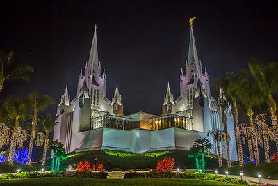 The Church of Jesus Christ of Latter-day Saints, San Diego